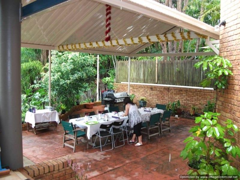 18 xmas under a new patio